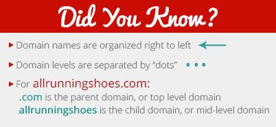 Domain Fun Facts